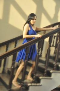 Actress Sada at Mythili Movie Shooting Spot Stills