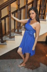 Hot Sada at Maithili Movie Shooting Spot Stills