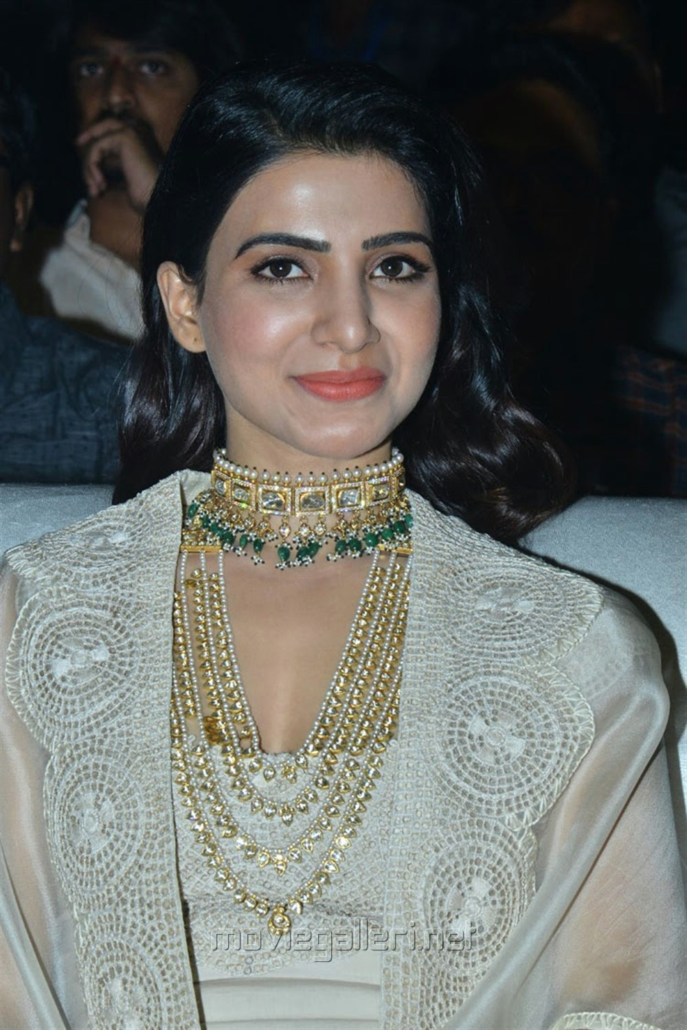 Actress Samantha Akkineni @ Majili Movie Pre Release Event Stills