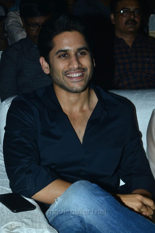 Naga Chaitanya @ Majili Movie Pre Release Event Stills