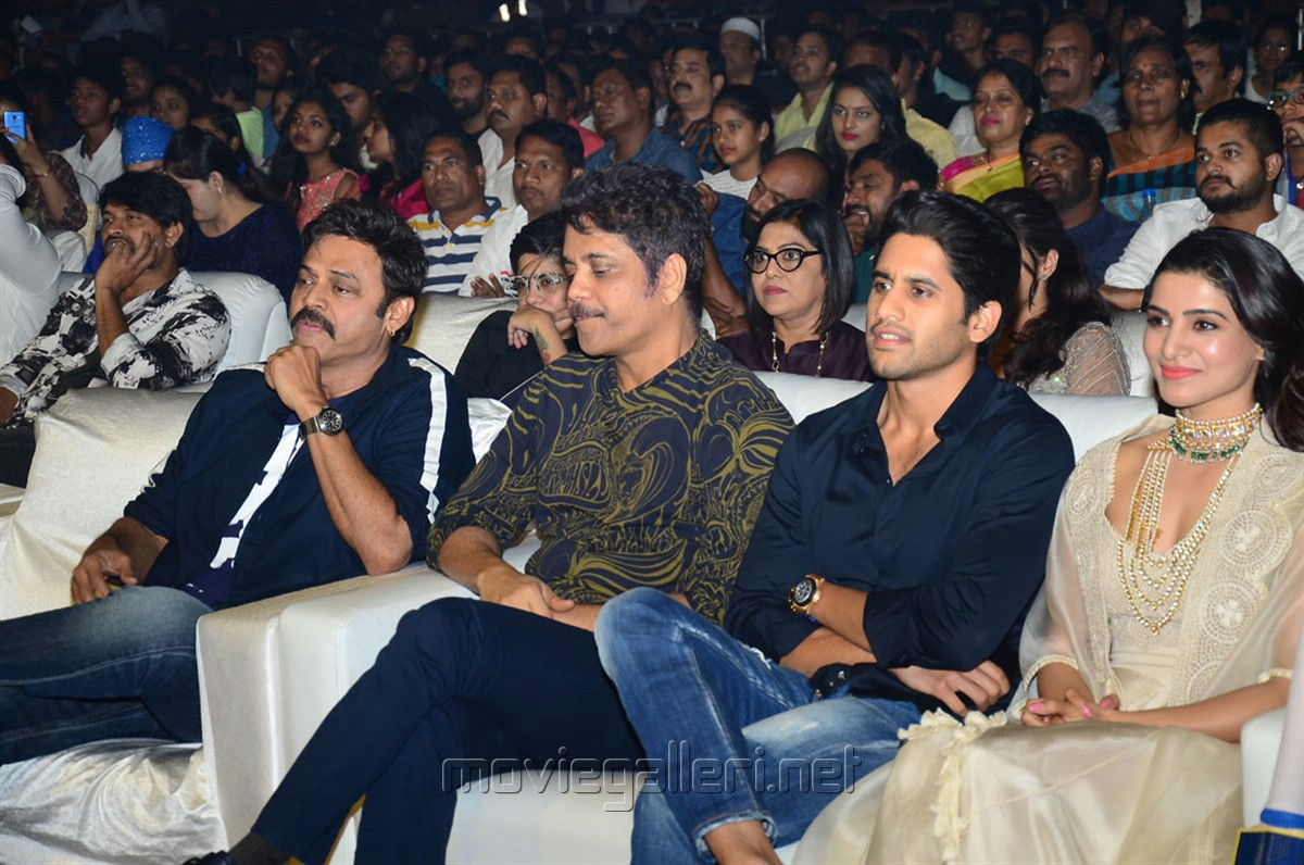 Majili Movie Pre Release Event Stills