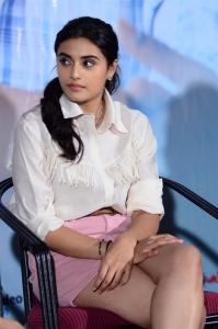 Actress Divyansha Kaushik @ Majili Movie Success Meet Stills