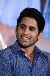 Hero Naga Chaitanya @ Majili Movie Success Meet Stills