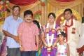 Pandiarajan at Major Dasan Daughter Wedding Reception Photos