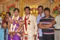 Perarasu at Major Dasan Daughter Wedding Reception Photos