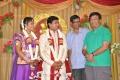YG Mahendran @ Major Dasan Daughter Wedding Reception Photos