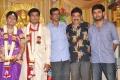 Ramesh Khanna at Major Dasan Daughter Wedding Reception Photos
