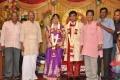 Major Dasan Daughter Wedding Reception Photos