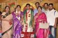 Vani Jayaram, LR Eswari at Major Dasan Daughter Wedding Reception Photos
