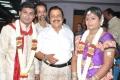Sivakumar at Major Dasan Daughter Wedding Reception Photos