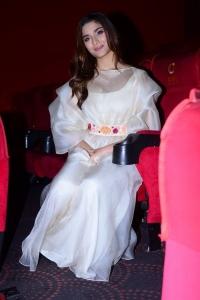 Actress Saiee Manjrekar @ Major Movie Teaser Launch Stills