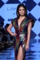 Actress Malavika Mohanan Walks Ramp at Lakme Fashion Week 2020 Photos