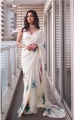 Tamil Actress Malavika Mohanan in Saree Photos