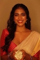 Actress Malavika Mohanan Saree Photos