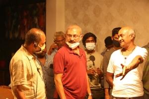 RaDHA Mohan, MS Bhaskar @ Malaysia to Amnesia Movie Images