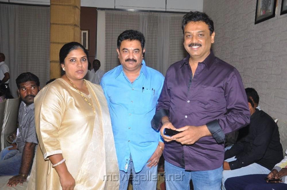 Actor Rajkumar Sethupathi Rajkumar Sethupathy Malini