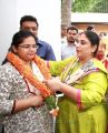 Vidyu Raman, Sripriya at Malini 22 Palayamkottai Movie Launch Stills