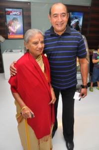 Vijayakumar @ Malini 22 Palayamkottai Movie Premiere Show Stills