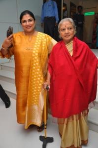 Sripriya @ Malini 22 Palayamkottai Movie Premiere Show Stills