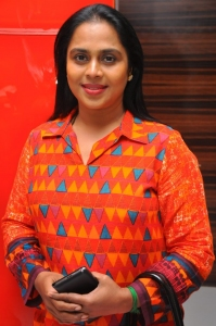 Viji Chandrasekar @ Malini 22 Palayamkottai Movie Premiere Show Stills