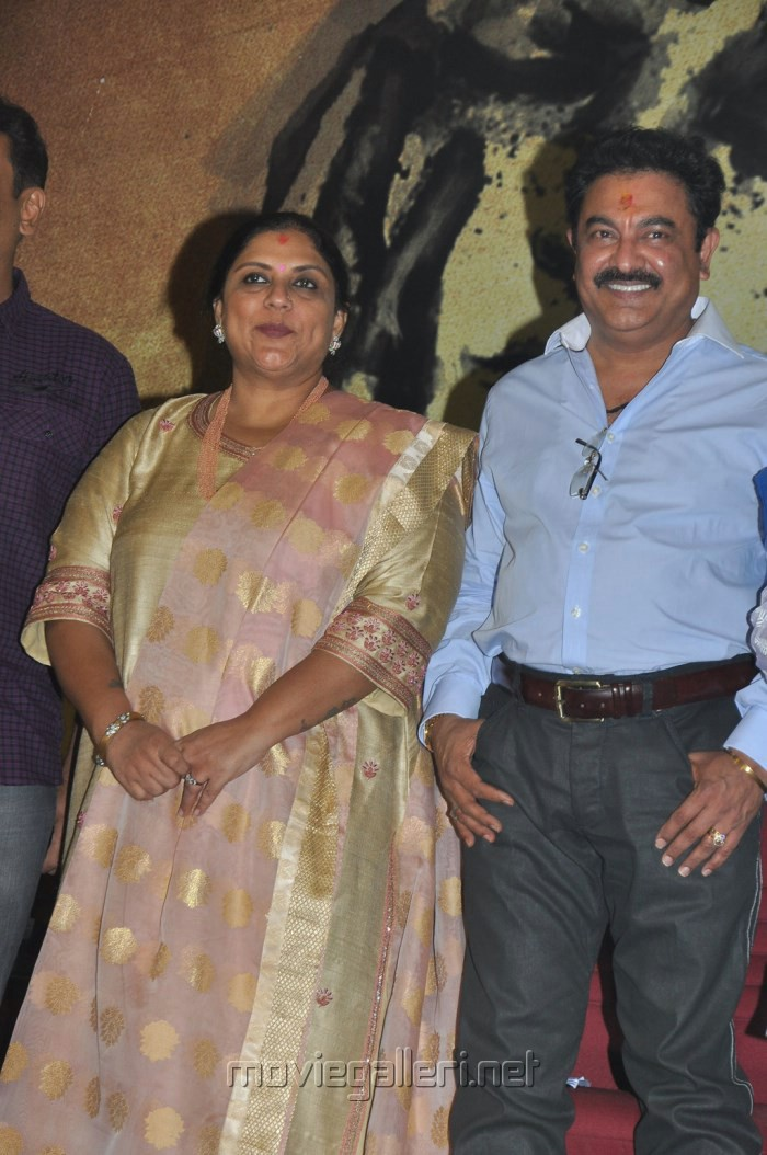 Actor Rajkumar Sripriya Sripriya Rajkumar at Malini
