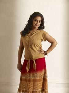Actress Nithya Menon in Malini 22 Telugu Movie Stills