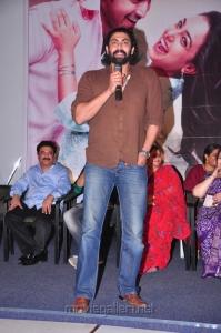 Rana Daggubati @ Malini 22 Vijayawada Audio Release Photos