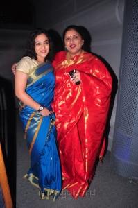 Nithya Menon, Sripriya @ Malini 22 Vijayawada Audio Release Photos