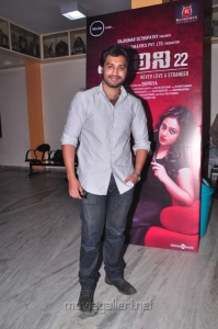 Krish J.Sathar @ Malini 22 Vijayawada Audio Release Photos