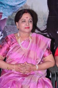 Vijaya Nirmala @ Malini 22 Vijayawada Audio Release Photos