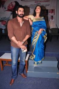 Rana, Nithya Menon @ Malini 22 Audio Release Photos