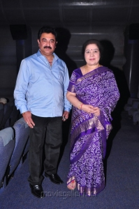 Malini 22 Vijayawada Audio Release Photos