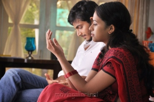 Kranthi, Sri Divya in Mallela Teeramlo Sirimalle Puvvu Movie Stills