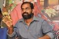 Director GV Ramaraju at Mallela Theeram Lo Sirimalle Puvvu Press Meet Stills