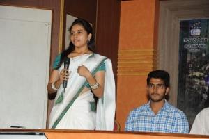 Sri Divya at Mallela Theeram Lo Sirimalle Puvvu Press Meet Photos