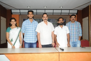 Mallela Theeram Lo Sirimalle Puvvu Press Meet Photos