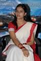 Telugu Actress Sri Divya at Mallela Theeram Press Meet Stills