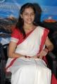 Actress Sri Divya at Mallela Theeram Movie Press Meet Stills