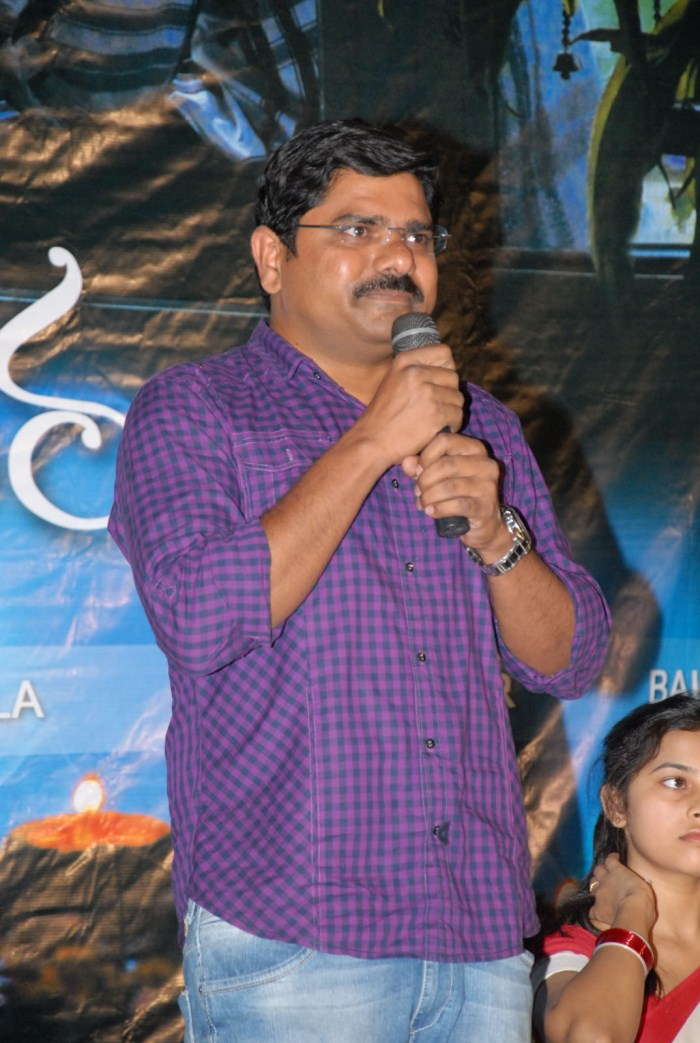 Madhura Sreedhar Reddy at Mallela Theeram Press Meet Stills