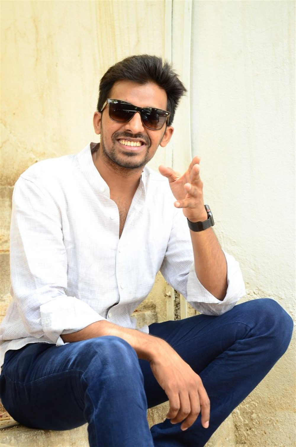 Mallesham Movie Hero Priyadarshi Interview Stills