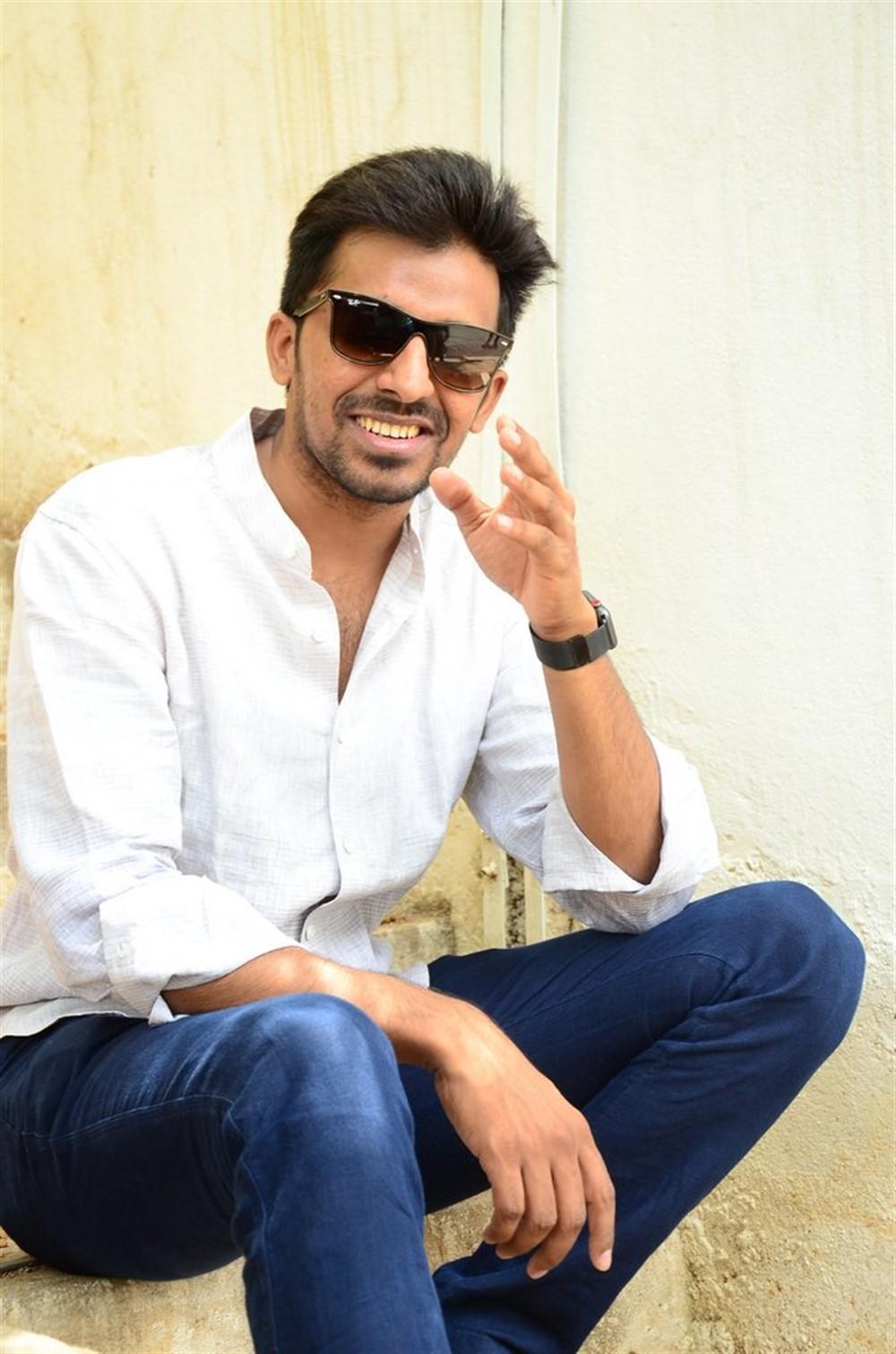 Mallesham Movie Hero Priyadarshi Pulikonda Interview Stills