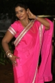Telugu Actress Mallika Pink Saree Hot Photos