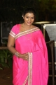 Telugu Actress Mallika Photos in Pink Saree