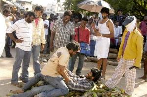 Mallukattu Movie On Location Stills