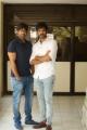 Malupu Director Sathya Prabhas Pinisetty & Hero Aadi Photos