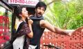 Nikki Galrani, Aadhi in Malupu Movie Latest Stills