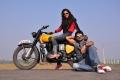 Aadhi, Nikki Galrani in Malupu Movie Photos