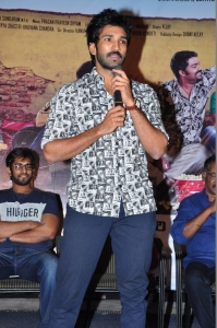 Actor Aadhi @ Malupu Movie Press Meet Stills