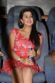 Actress Nikki Galrani @ Malupu Movie Press Meet Stills