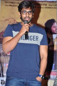 Director Sathya Prabhas Pinisetty @ Malupu Movie Press Meet Stills